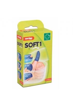 Soft1 Pflaster blau