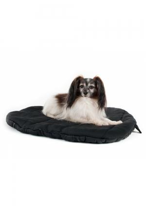 Ovales Hundebett / Reisebett